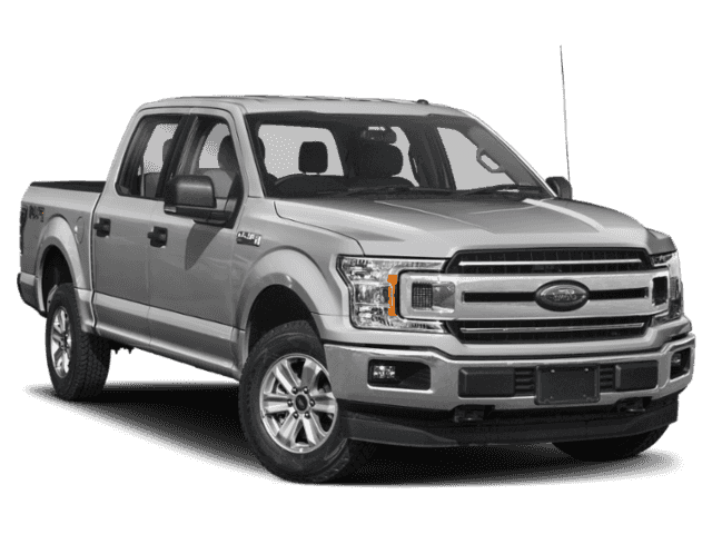 New 2019 Ford  F‑150 4×4 XLT Crew Cab